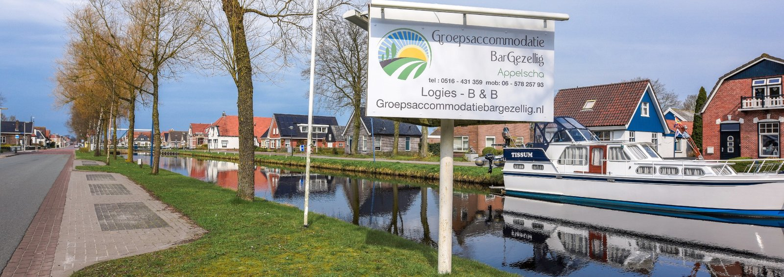 Groeps accommodatie BarGezellig in Appelscha